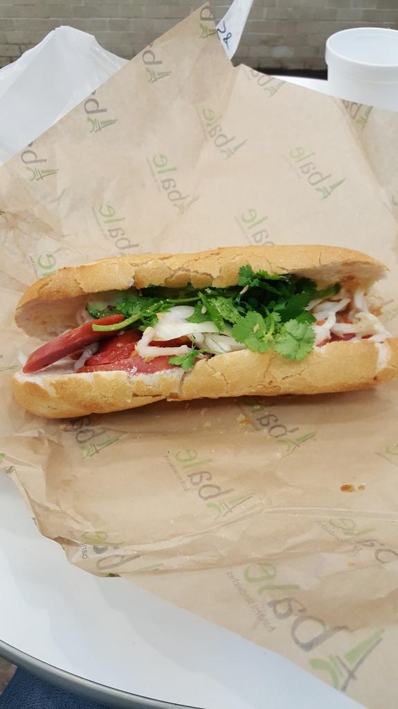 Ban Mi, Vijetnamski sendvic
